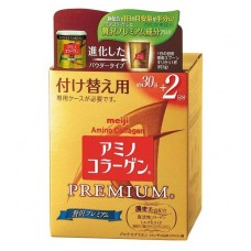 БАД коллаген New Amino Collagen Premium Meiji 30 дней 96 г