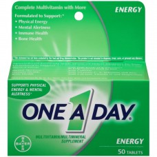 Витамины Bayer One a Day Energy, 50 таблеток