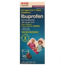 CVS Health Children's Ibuprofen Ибупрофен 120 ml