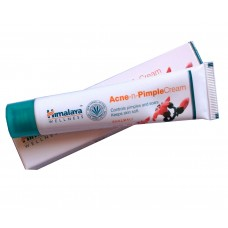 Крем против прыщей и угрей Himalaya Acne-n-Pimple Cream 20 г