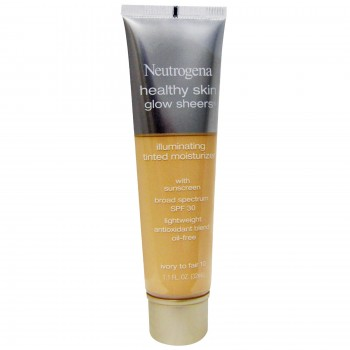 Тональный крем Neutrogena Healthy Skin Glow Sheers 10,20,30 SPF 30, 32 мл