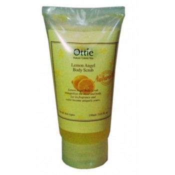 Скраб для тела Ottie Lemon Angel Body Scrub 150 мл
