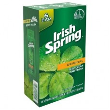 Мыло Irish Spring Original Deodorant Bar Soap 6 штук