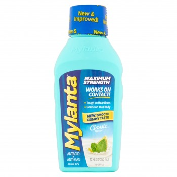 Mylanta Maximum Strength Liquid 355 мл
