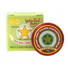 "CAO SAO VANG   Бальзам  ""Golden Star"" 10 g."