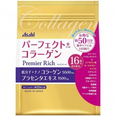 Пищевой Амино Коллаген Asahi Perfect Collagen Premier Rich 50 дней