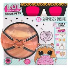 Игровой набор MGA Entertainment LOL Surprise M.C. Hammy Biggie Pet 552253