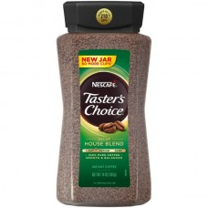 Nescafe Tasters Choice Decaf House Blend кофе растворимый 397 г.