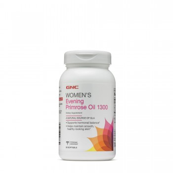Комплекс витаминов GNC Women's EVENING PRIMROSE OIL 1300 90 табл
