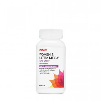 GNC Women`s Ultra Mega One Daily 60 капсул