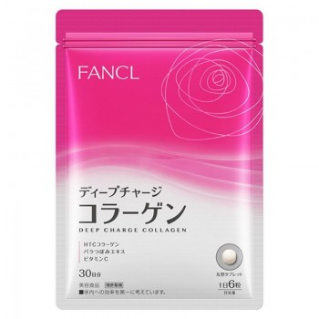 FANCL Deep Charge Collagen HTC Коллаген