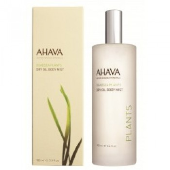 AHAVA Deadsea Plants Dry Oil Body Mist Сухое масло для тела 100ml