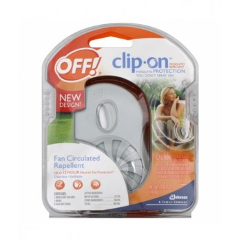 Johnson OFF! clip-on Средство от комаров