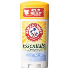 Arm & Hammer Essentials Unscented Дезодорант 71 g