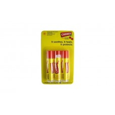 Carmex Cherry Lip Balm 3 sticks бальзам для губ