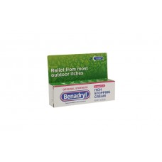 Benadryl Original Strength Itch Stopping Cream крем 28,3 гр