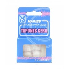 Maries Tapones cera Беруши 6шт