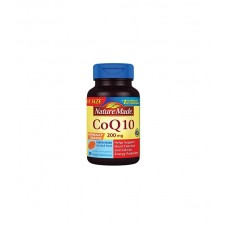 Nature Made Coq10 Naturally Orange Коэнзим Q10 200мг 80капс
