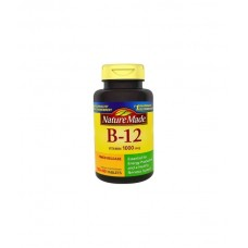 Nature Made Vitamin B-12 Timed Release Витамин B-12 1000мкг 160таб