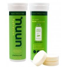 БАД Hydration Electrolyte Drink Tablets Lemon Lime Nuun 93г