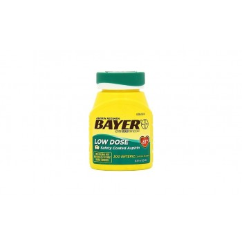 Bayer Aspirin Low Dose Аспирин 81 мг 300 таб