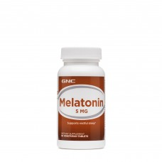 GNC Melatonin 5mg Мелатонин 60шт