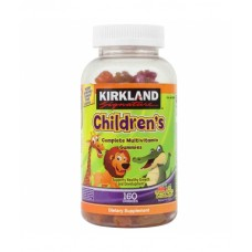 Kirkland Signature Childrens Complete Витамины 160 шт