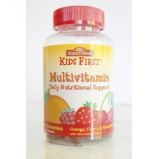 Витамины Nature Made Kids First Multivitamin 90 штук