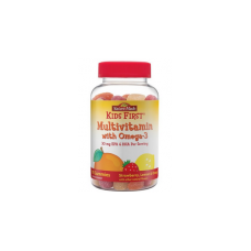 Витамины с Омега-3 Nature Made Kids First Multivitamin with Omega-3 90 штук