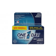 Витамины Bayer One a Day формула мужской силы 100 штук