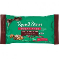 Russell Stover Sugar Free Pecan Delights Конфеты без сахара 284г